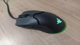 Título do anúncio: Mouse Razer Viper mini Com Grip tape (fita antederrapente nas laterais)
