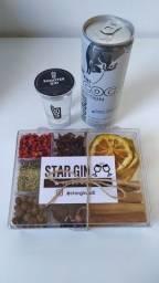 Kit Gin Tônica 07 Especiarias + Mini Gin Édose 50ml + Redbull Coco e Açai