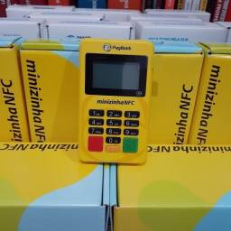 Minizinha NFC Lacrada