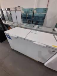Título do anúncio: Freezer horizontal 503 litros dupla ação 2 ano de garantia