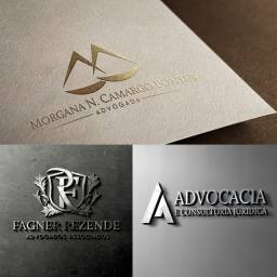 Título do anúncio: logotipo ou logomarca e artes para divulgação em redes sociais