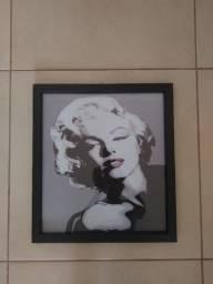 Título do anúncio: Quadro Marilyn Monroe