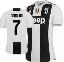 Camisa Juventus Cristiano Ronaldo Original Nova 5a0089b402617