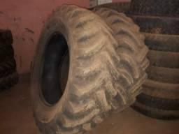 Lote de pneus, Aros 17, 20, 24, 26 e 34