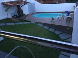 Excelente casa com piscina,churrasqueira. Pode ser financiada
