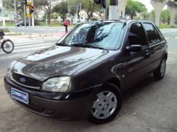 Fiesta Hatch Class 1.0 8v Zetec 2001 4 Ptas - Direção Hidr - Conj. Elétrico - Confira.! - 2001