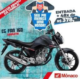 Moto FAN 160 ESDI 19/19 - 2019