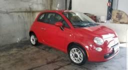 Fiat 500 cult - 2012