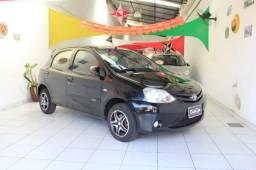 Toyota Etios XS - 2013