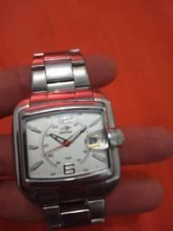 Relógio Mormaii está em ótimo estado de conservação