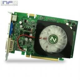 Placa de vídeo-nvidia GeForce 9500 GT 512 mb