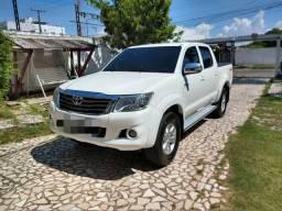 Toyota Hilux SRV 4x4 - 2015
