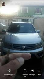 Suzuki grand vitara 4x4 BLINDADO - 2013