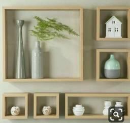 Nichos Decorativos para ambientes