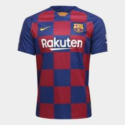 Camisa do Barcelona 1°uniforme 2019/20