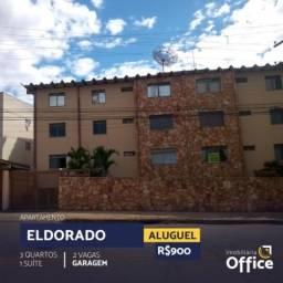 Apartamento  com 3 quartos no Jardim Eldorado - Bairro Eldorado em Anápolis