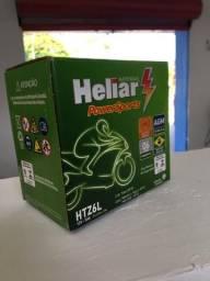 Bateria de moto Heliar 5Ah