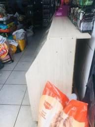 Vendo Pet box e balcão feito sob medida em MDF barato 12x sem juros