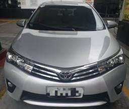 Vendo Corolla XEI 2.O Flex - 2016 - 2016