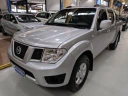 Nissan Frontier 2.5 S Diesel 4X4 Prata 2014 (Completa) - 2014