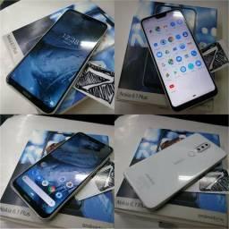 Nokia x6 plus aparelho top
