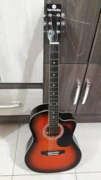 Vendo violão elétrico.