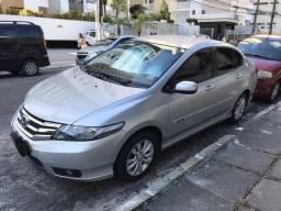 Honda city 2013 Lx aut novinho - 2013