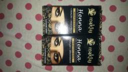 Henna para sobrancelhas