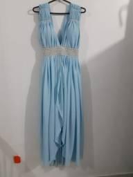 Lindo vestido usado uma vez!