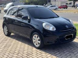 Nissan March 1.6 o mais Top - Vendo e Financio! - 2012
