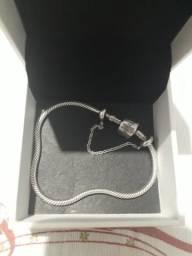 Bracelete vivara em prata 925 Tamanho 19cm