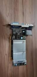 Placa de vídeo 1gb R5450