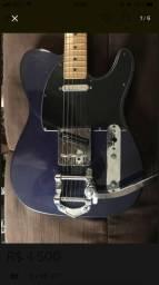 Fender telecaster com set dimarzio