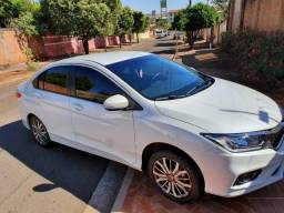 Honda City Top de linha - Financiado - 2019