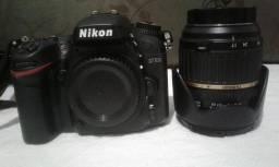 Nikon D7100 + Lente Tamron 17-50mm 2.8