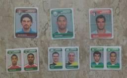 Figurinhas Brasileirão 2011