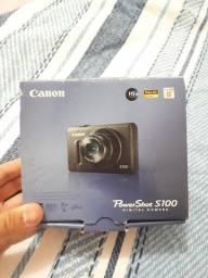 Canon PowerShot S100 modificada para Mapeamento Aéreo