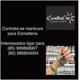 Vaga Manicure/Pedicure