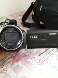 Filmadora Sony Digital! - TROCO EM TV