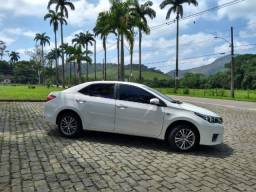 Toyota Corolla Altis - Branco Perolizado Novíssimo - 2015