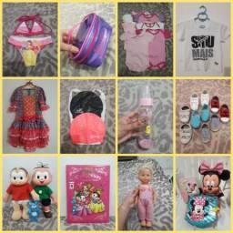 Roupas, Bonecas e Calçados Infantis