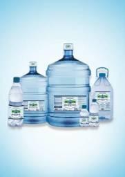 Franqueado/Representante de Água Mineral Alcalina PH 9.28