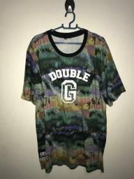 Camiseta Double G