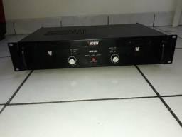 Potência novix 900 rms 2 canais