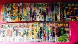 Formatinhos: O Incrível Hulk (1983-1997) 50 Edições
