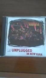 CD Nirvana MTV Unplugged Original