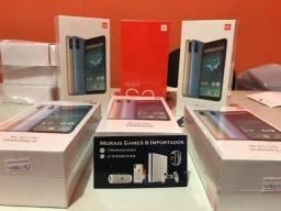 Promoção Xiaomi Mi A2 4G 64Gb Lite e Ds Preto e Dourado Lacrado, Pronta Entrega