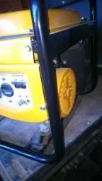 Gerador a gasolina.3.5 kva novo