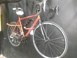Bicicleta Speed de Corrida Vicini Corsa Racing 16V Shimano Tam 56