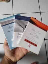 Combo livros Augusto Cury